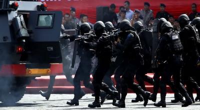 Jelang Ramadhan, Patroli Gabungan Digelar Hindari Kerumunan hingga Antisipasi Terorisme