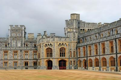 Kisah Horor Kastil Windsor, Konon Ada 25 Arwah Gentayangan, Bikin Merinding!