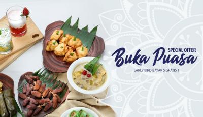 Ramadan Tiba, Cobain Buka Puasa di Hotel Lido Lake Resort