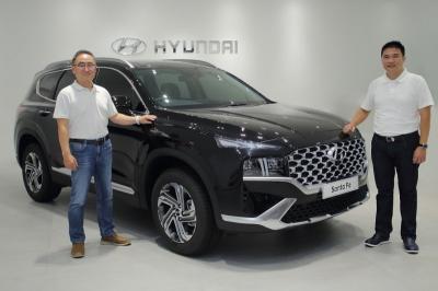Mengenal Fitur dan Teknologi Unik Hyundai Santa Fe