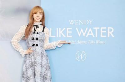 Debut Solo, Wendy Enggan Hilangkan Ciri Khas Red Velvet
