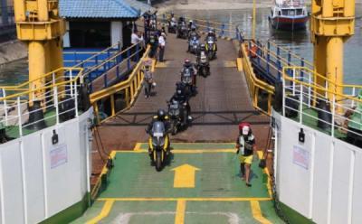Mudik Dilarang, Pelabuhan Penyeberangan Tetap Beroperasi