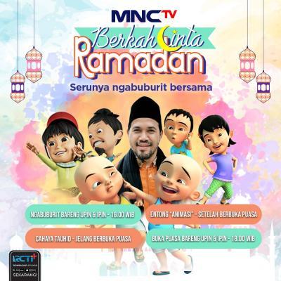 Ramadan 1442H, Tetapkan Hati di Berkah Cinta Ramadan MNCTV