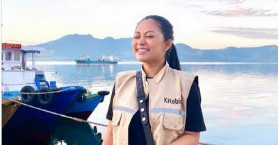 Rachel Vennya Kenakan Tas Mewah ke NTT, Netizen Salah Fokus