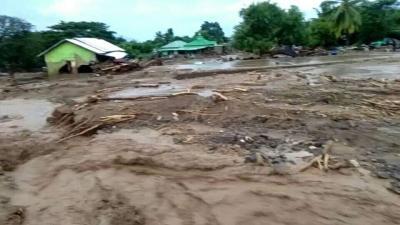 <i>Update</i> Korban Bencana NTT: 177 Orang Meninggal, 45 Orang Hilang