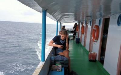 Kapal Ini Layani Perjalanan Murah Wisata Raja Ampat, Tertarik Naik?