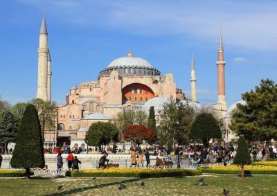 Fakta Unik Hagia Sophia, Masjid Megah yang Pernah Jadi Gereja dan Museum
