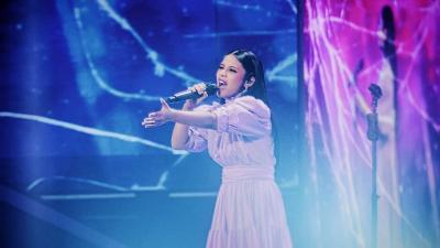 4 Gaya Panggung Rimar Callista, Grand Finalis Indonesian Idol Special Season