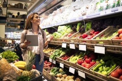 Buah di Supermarket Ditempeli Stiker Angka, Apa Artinya?