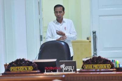 Jokowi Bicara Indonesia Emas 2045 hingga 10 Besar Ekonomi Dunia