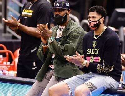 Mulai Sembuh, LeBron James dan Anthony Davis Tebar Ancaman ke Lawan-Lawan Lakers