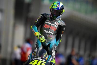 Valentino Rossi Kena Ledek karena Tampil Melempem, Mir Coba Beri Pembelaan