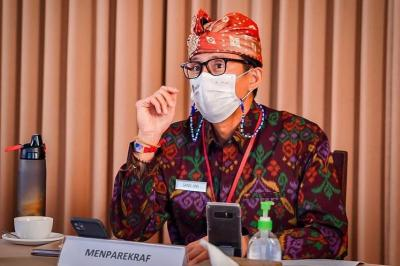 Sandiaga Uno: Bandara Soekarno-Hatta Terapkan GeNose Mei