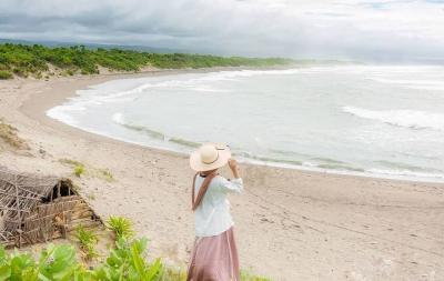 Indahnya Pantai Sayang Heulang, Wisata Ikonik di Garut Selatan