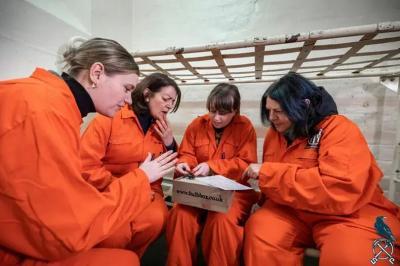 Penjara Ini Jadi Wahana Escape Room, Rasakan Sensasi Dikurung dan Kabur dari Bui