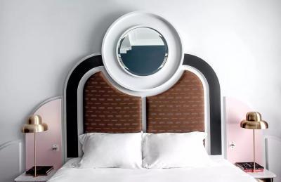 6 Inspirasi Sentuhan Art Deco untuk Dekorasi Kamar Tidur