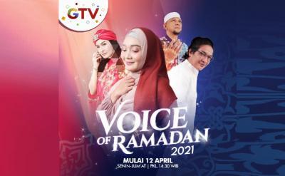Iis Dahlia & Pasha Ungu Tak Sabar Lihat Talenta Voice of Ramadan GTV