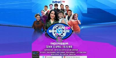 Kesulitan Bunda Rita Sugarto & Alwiansyah di I Can See Your Voice Indonesia