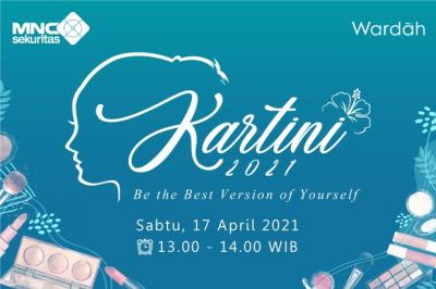 Sambut Hari Kartini, MNC Sekuritas x Wardah Bakal Gelar Virtual Make Up Class!