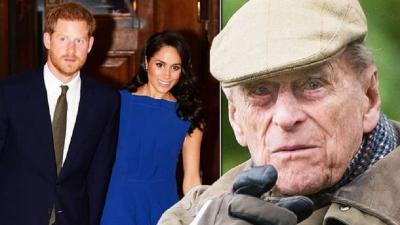 Pangeran Harry Sendiri, Kenapa Meghan Markle Tak Hadiri Pemakaman Pangeran Philip?