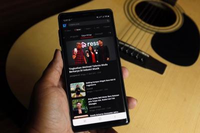 Baca Berita Musik Terlengkap di News RCTI+