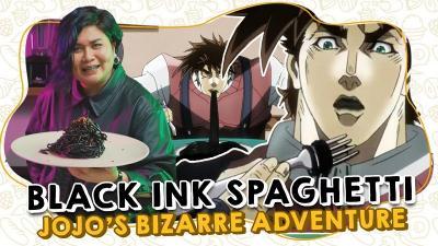 Resep Spaghetti Hitam ala Stacey Nikolay, Terinspirasi dari Anime!