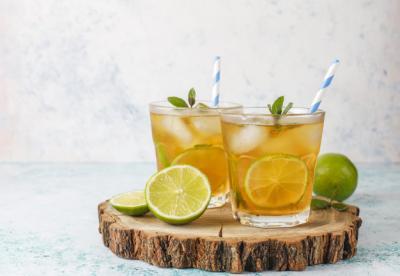 4 Es Teh Herbal Ini Cocok untuk Buka Puasa, Beri Efek Dinginkan Tubuh