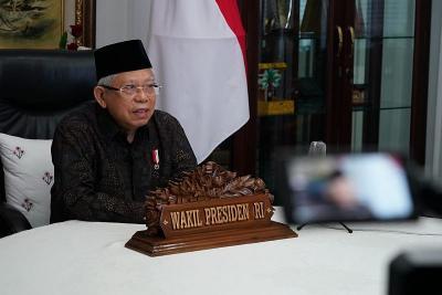 Wapres Beberkan 4 Jurus Jadikan Indonesia Pusat Produsen Halal Dunia