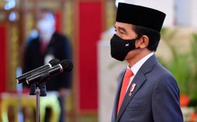 Jokowi Larang Menterinya Adakan Buka Puasa dan <i>Open House</i>