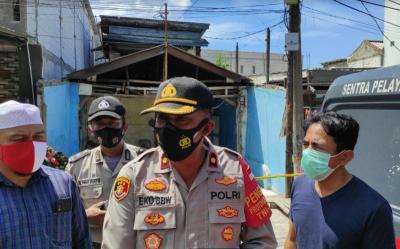 Polisi Buru Pelaku Pembacokan Pasutri di Cilincing