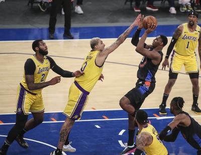 Hasil NBA 2020-2021 Hari Ini: LA Lakers Merana, Golden State Warriors Berjaya