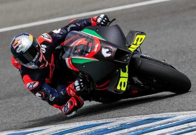 Usai Jajal Motor Aprilia, Dovizioso Ungkap Masalah Utama RS-GP