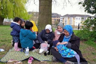 Melihat Tradisi 'Munggahan' Sambut Ramadhan Diaspora Indonesia di Inggris Raya