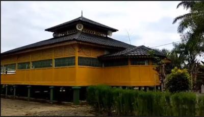 Terbuat dari Kayu, Masjid Berusia 245 Tahun Ini Masih Kokoh Berdiri