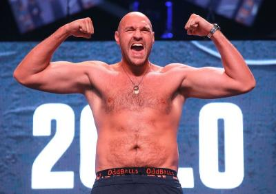 Duel Anthony Joshua vs Tyson Fury Berpeluang Digelar di Arab Saudi