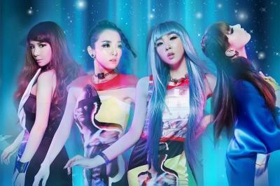 2NE1 Dikabarkan Comeback Bulan Depan, Ini Kata CL dan Park Bom