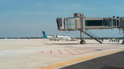 Smartphone Meledak di Pesawat Kargo, Garuda Indonesia Hentikan Pengiriman