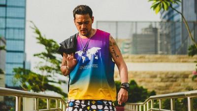 Bentuk Kecintaan, Mario Lawalata Jadi Motivator Pebasket Muda