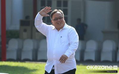 Soal Kabar Pamitan ke Jokowi, Menristek Bambang: No Comment