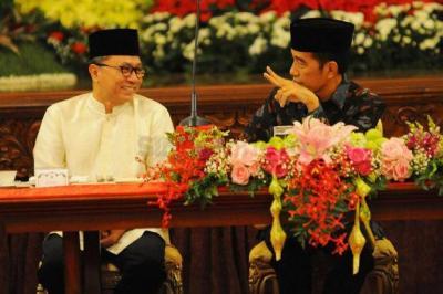 Reshuffle Kabinet, PAN Dikabarkan Masuk Koalisi Jokowi