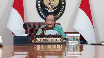 Mahfud MD: Para Kepala Daerah Jalankan Amanah, Hindari Korupsi!