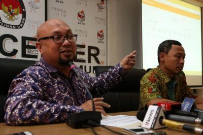 Ilham Saputra Resmi Jadi Ketua KPU RI Definitif