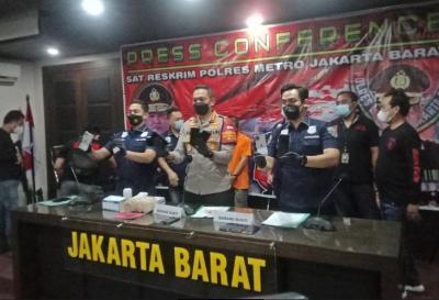 Sempat Viral, Pencuri HP di Rukan Sedayu Square Diringkus Polisi