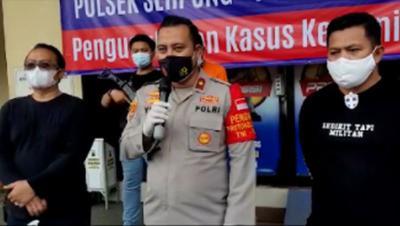Disuplai dari Padang, Pengedar Ganja Antar-Kampus Diringkus di Serpong