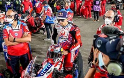 Bos Pramac Ducati Kagum dengan Sikap Dewasa Jorgen Martin di Lintasan