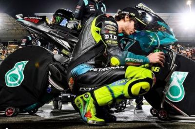 Meski Sulit, Valentino Rossi Optimis Bangkit di MotoGP Portugal 2021