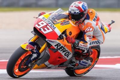 Segera Balapan di MotoGP Portugal 2021, Ini Kata Marc Marquez