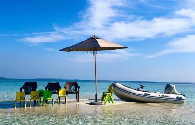 Gali Potensi Wisata, Kepulauan Seribu Buka Kerja Sama dengan Swasta