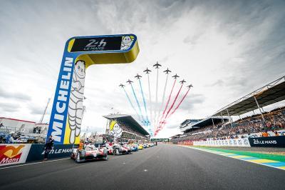Demi Hadirkan Penonton, Balapan Le Mans 24 Jam Diundur