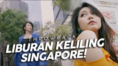 Perjalanan Seru ke Singapura Bareng Jessica Veranda JKT48, Jadi Kangen Liburan Kan?